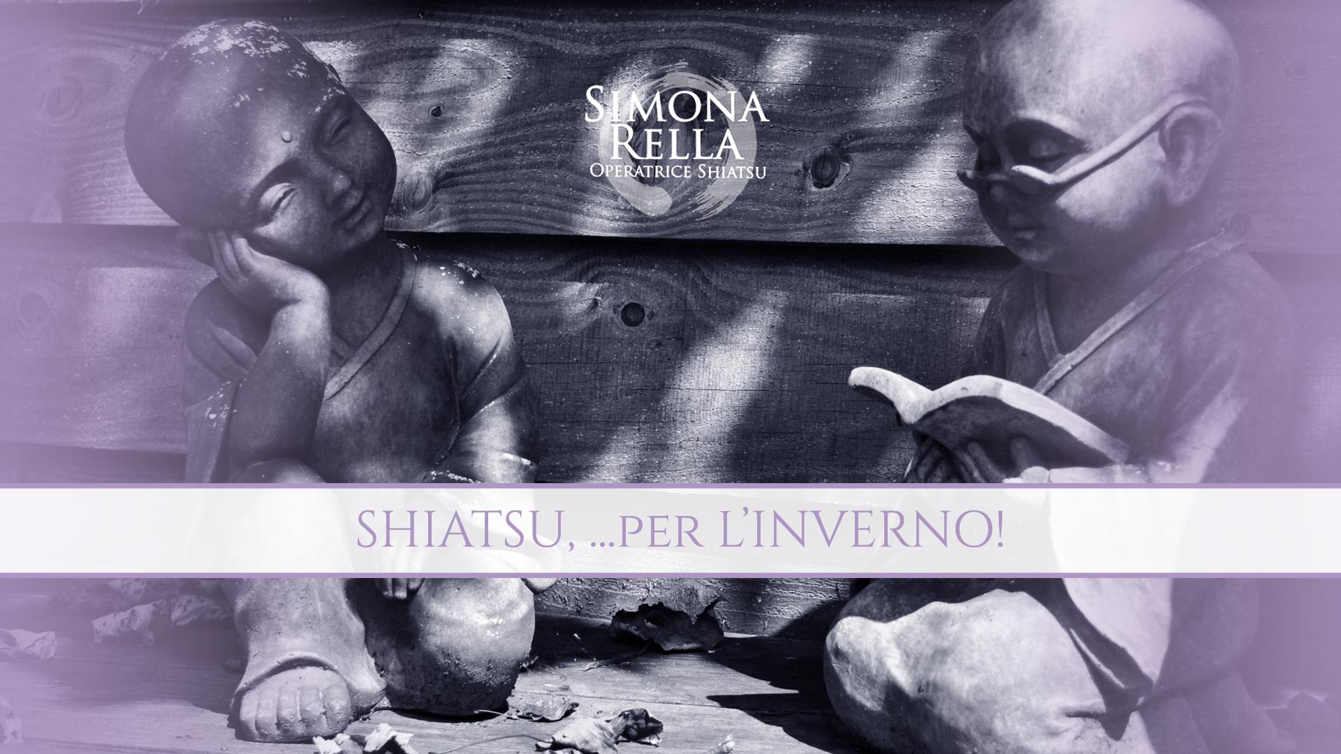 SHIATSU PER L'INVERNO (Simona Rella)